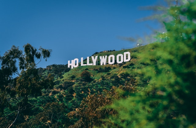 Celebs in hollywood